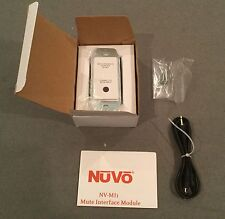 Nuvo NV-MI1 Telephone/ Doorbell Mute Interface NEW IN BOX ***FREE SHIPPING***