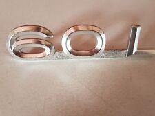 Audi Schriftzug 60L ET nr 68427858220