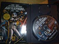 Star Wars: Battlefront II (Sony PlayStation 2, 2005) PS2 CIB Greatest Hits Works