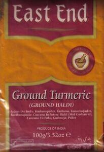 100% Pure Ground TURMERIC POWDER (Haldi) - Anti Inflammatory General Health