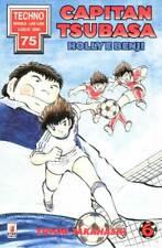 manga STAR COMICS CAPITAN TSUBASA HOLLY E BENJI numero 6