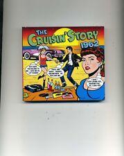 THE CRUISIN' STORY 1962 - BOBBY VEE BRENDA LEE DION ELVIS DUPREES - 2 CDS - NEW!