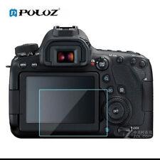 Cámara de Cristal Templado Protector de Pantalla para Canon EOS 6D Dslr