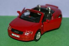 Audi TT Roadster 1:36 diecast metal model 1/36 scale