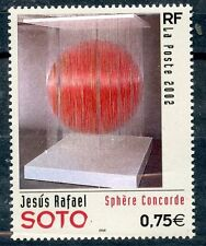 TIMBRE FRANCE NEUF N° 3535 ** TABLEAU JESUS RAFAEL SOTO