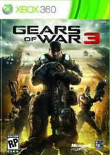 Gears of War 3  (XBOX 360) BRAND NEW