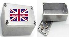 Proyecto de electrónica de fundición de aluminio Caja Caja 52 X 38 X 31MM