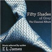 FIFTY 50 SHADES OF GREY - THE CLASSICAL ALBUM SOUNDTRACK OST CD BRAND NEW