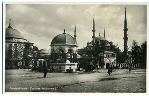 CONSTANTINOPLE  fontaine guillaume II   (2)