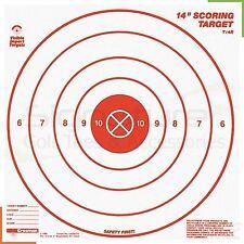 """Crosman 14"""" Hi Vis Impact Foam Target Range Scoring Shooting Practice"""