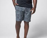 Mens plus size 4XL MR BIG Swim shorts boardies elastic waist board shorts  NEW