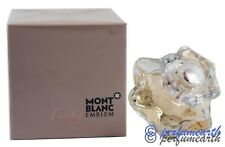 Mont Blanc Emblem Lady By Mont Blanc 2.5 oz.Edp Spray For Women New In Box
