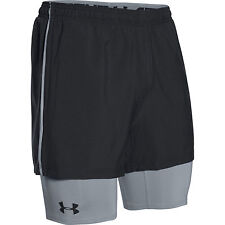 Fitness Shorts for Men with Under armour Compression