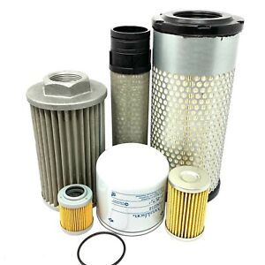 CFKIT Service Filter Kit for/Kubota KX91-3 w/ D1503 Eng. (SN : 20000-29999)