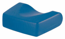 Sunbed Head Rest Comfy Pillow For Lie Down Tanning Beds Hygienic Easy Clean Blue