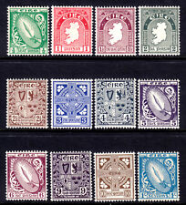 IRELAND #106-117, 1940-42 SET/12, F-VF, OG-LH