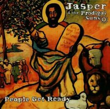 Jasper And The Prodigal Suns - People Get Ready #3259 (1995, Cd)