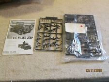 Bandai US Willys Jeep 1/48
