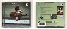 Cd NINO ROTA Cello Concertos Nos 1 & 2 SILVIA CHIESA orchestra RAI Rovaris