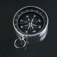 1x Hiking Lightweight Wild Survival Professional Compass Navigation Tool Useful