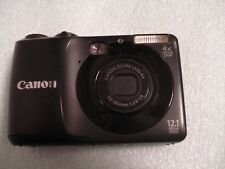 Nice Canon PowerShot A1200 12.1MP Digital Camera - Black