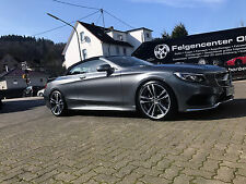 Avaras 9x20 Zoll ET25 Alufelgen Mercedes S Klasse SL SLC CLS GLC AMG 607