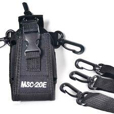 MSC-20E Walkie talkie bag&Nylon Radio Case Holster for handheld Baofeng UV-5R B5