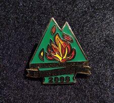 2008 Fire Mountain Gems pin 35 years of Beading fun pin