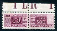 ITALIEN 1945-1955 ** POSTFRISCHE SPITZENSAMMLUNG + ATTESTE ca 11500€(85927d