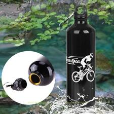 750ML Aluminium Alloy Bicycle Water Thermal Insulation Cycling Water Bottle New