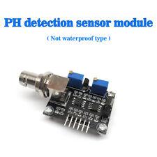 Ph Value Detection Sensor Module With Double Temperature Compensation Ph Detect
