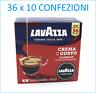 360 Capsule Cialde Caffe LAVAZZA a Modo mio Caffè Crema Gusto Originali Offerta