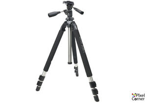 Slik Pro 500DX heavy duty Photographic Tripod with head