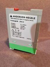 Anderson Negele ZNV-Z Point Level Detector New No Box                        118
