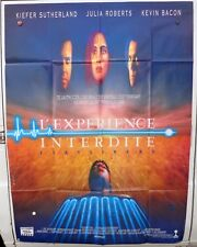 L'EXPERIENCE INTERDITE - AFFICHE CINEMA MOVIE POSTER 120X160 JULIA ROBERTS