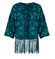 BNWT M&S Indigo Range Floral Beach Cover Up Top SUMMER RRP £39.50 Just £14.50