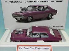Biante 1/18 Holden Torana LC GTR Street machine Pollyanna Pink L/E MiB
