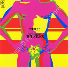KINKS PERCY CD MINI LP + bonus tracks soundtrack from the film OST oop old stock