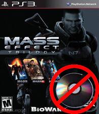 mass effect trilogy PS3