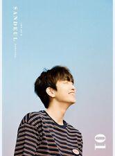 K-POP SANDEUL B1A4 1st Mini Album [STAY A WHILE] CD + 64p Photobook + Photocard