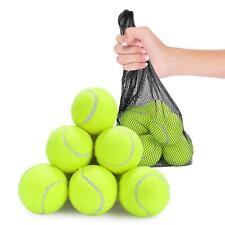 12 / 24 Pack Tennis Balls for Outdoor Garden Sports Pet Ball