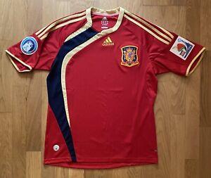 aerolíneas Mendigar Diez  Camisetas de fútbol de selecciones nacionales rojos adidas España | Compra  online en eBay
