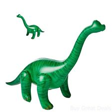 Pool Floats Inflatable Ride On Dinosaur Brachiosaurus 48in Scientific Gifts Kids