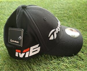 New Era TaylorMade M5/M6 Golf Cap Hat Mens Size Small/Medium Tour Authentic