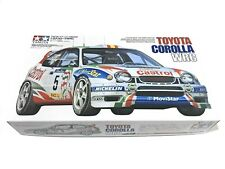 Tamiya 1/24 Toyota Corolla WRC Model Kit #24209