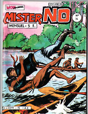 ¤ MISTER NO n°76 ¤ 1982 MON JOURNAL