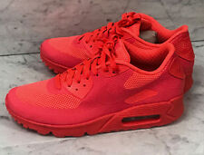 new arrival 7053b 065ac Nike Air Max 90 Hyperfuse Solar Red HYP PRM 100% Authentic Size 7