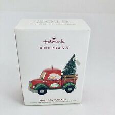 Hallmark 2019 Ornament Holiday Parade 1st in a Series
