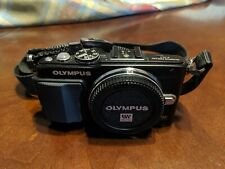 Great condition Olympus e-pl5 w/14-42mm lens and flash