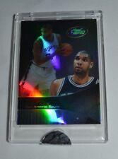 2003 ETOPPS BASKETBALL TIM DUNCAN SAN ANTONIO SPURS CARD IN HAND